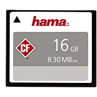 Hama HighSpeed Pro CompactFlash 16GB Speicherkarte