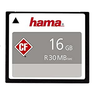 Hama 16GB High Speed Pro 30MB/s Compact Flash Card