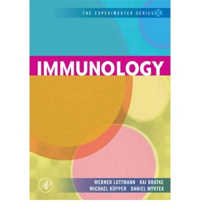 (IMMUNOLOGY) BY Luttmann, Werner(Author)Paperback on (02 , 2006)