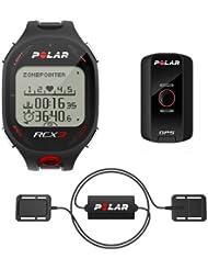 Polar-Cardiofréquencemètre Equine RCX3 GPS-Cardio Fréquencemètre