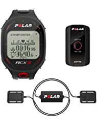 POLAR Pferde-Trainingscomputer Equine RCX3m GPS, Black, 93046679