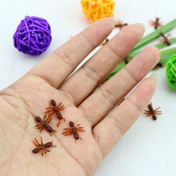 Bheema Halloween liefert Aprilscherz Trick Spielzeug Wacky Simulation Ameisen