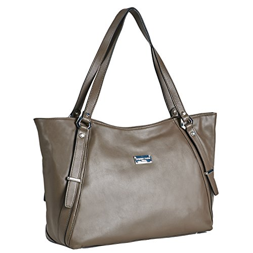 Cherry paris- New Motiv Tasche cabas- Damen taupe