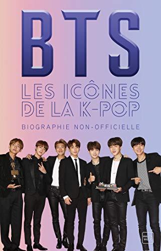 BTS : Les icônes de la K-Pop par Adrian Besley
