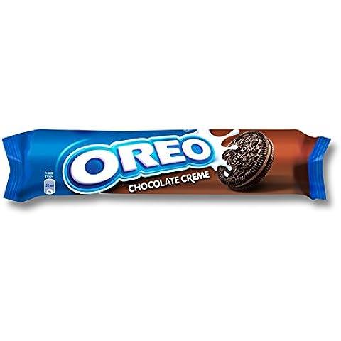 Oreo - Galletas Crema De Chocolate - 154 g