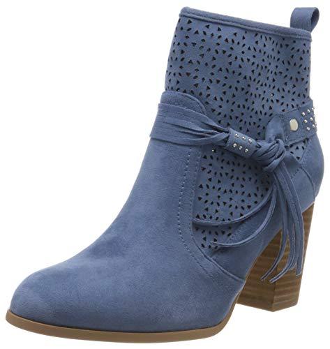 Refresh 69502.0, Botines para Mujer, Azul Jeans Jeans, 39 EU
