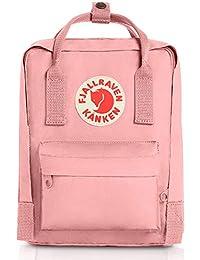 Fjällräven Kånken Mini Mochila de Senderismo Unisex Adulto, Rosa (Pink), 7 l