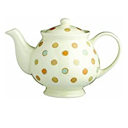 Kitchen Craft Classic Collection Teekanne aus Keramik
