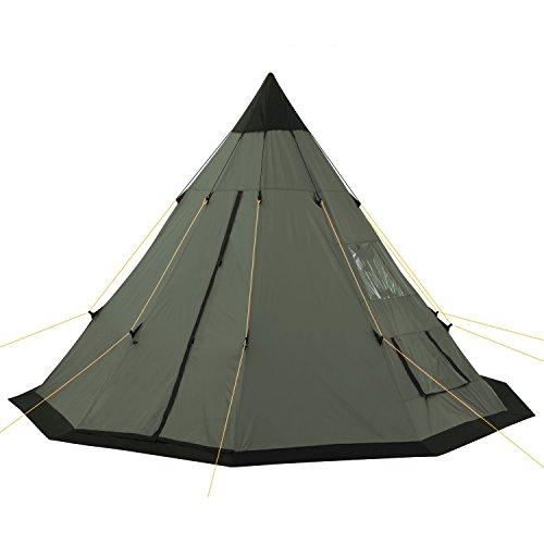 Zoom IMG-1 campfeuer tenda teepee 365 x