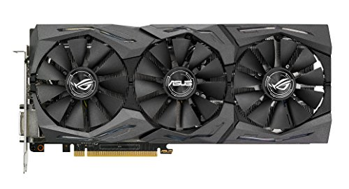 Affordable Asus GeForce Strix GTX 1060 (6GB) Graphics Card PCI Express 3.0 DisplayPort/HDMI/DVI-D Special