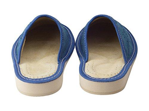 Chinelos Aveego Aveego Chinelos camurça camurça Senhoras Azul Senhoras Azul Aveego Chinelos Azul Aveego Senhoras camurça wpXcWfnAq7