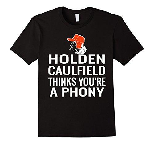 holden-caulfield-thinks-youre-a-phony-shirt-funny-shirts-herren-grosse-xl-schwarz