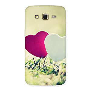 Cute Couple Heart Back Case Cover for Samsung Galaxy Grand 2