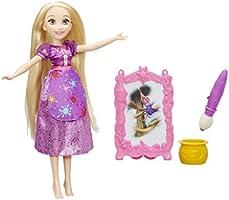 Disney Princess B9148ES0 - Bambola Rapunzel Fashion