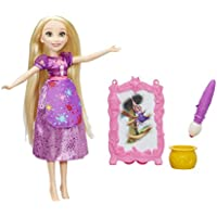 Disney Princess B9148ES0 - Bambola Rapunzel Fashion