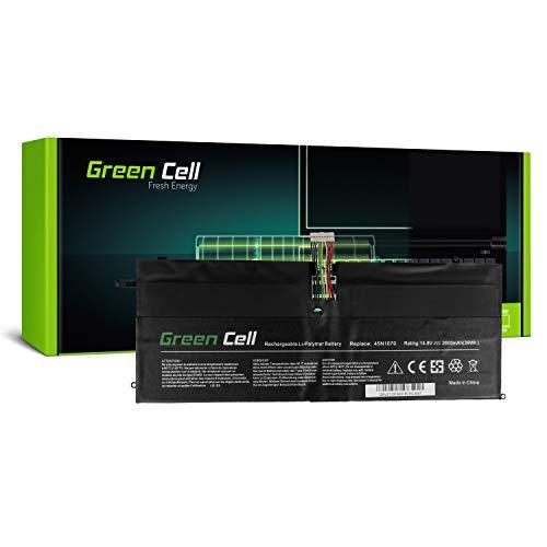 Akku für Lenovo ThinkPad X1 Carbon 3460-9TU 3460-9UU 3460-9VU 3460-9WU 3460-ALU 3460-AMU 3460-AVU 3460-AWU 3460-AXU (Li-Polymer Zellen 2600mAh) ()
