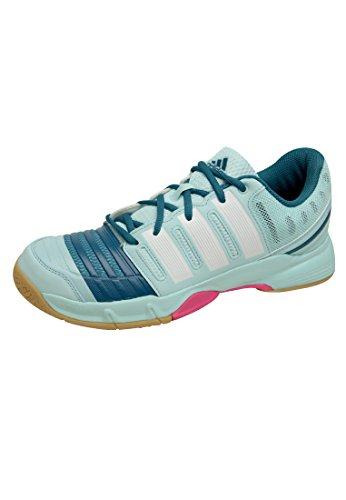Adidas Stabil 11 Women's Chaussure Sport En Salle Vert