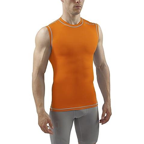Sub Sports, Smanicato intimpo sportivo Uomo, Arancione (Orange), M