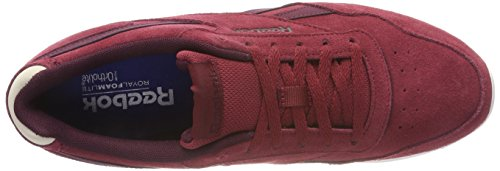 Reebok Damen Royal Glide Sneaker Rot (Urban Maroon/Maroon/Stucco/White)
