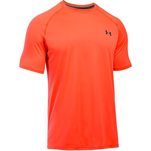 Under Armour Men's Fitness Und Tank Ua Tech Ss Tee Short-Sleeve T-Shirt Mehrfarbig