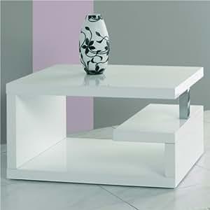 Design tisch genius retro wohnzimmertisch beistelltisch for Wohnzimmertisch amazon