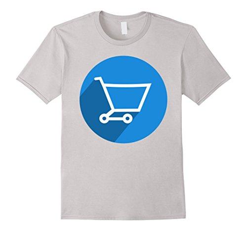 Shop Shopping Cart Graphic T-shirt Men Women Kids Child