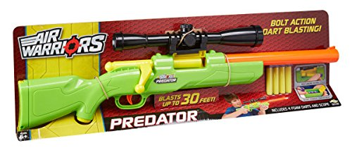 Buzz Bee Predator Foam Blaster Bolt Action Dart Blasting NEW  available at amazon for Rs.2233