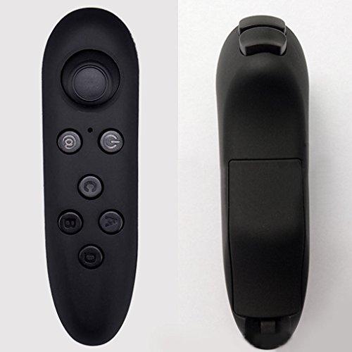 Drahtlose Bluetooth Gamepad Fernbedienung für VR Kasten Android / Ios PC - Schwarz
