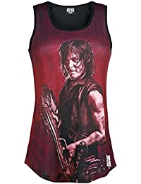 The Walking Dead Daryl Dixon - Ready Top Mujer multicolor