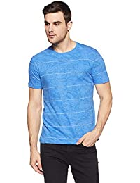 Urban Ranger by Pantaloons Men's Tribal Slim Fit T-Shirt