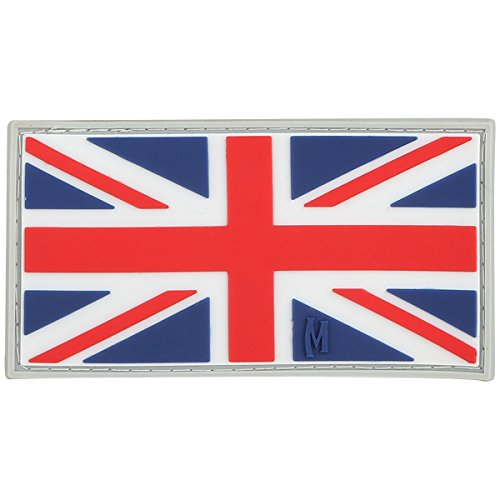 Maxpedition United Kingdom Flag (Vollfarbe) Moral Patch - 1st National Flag