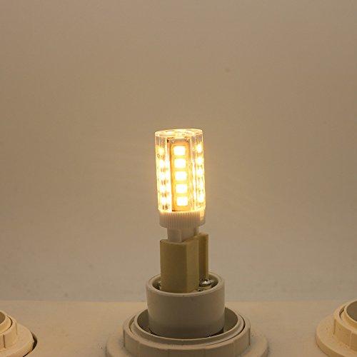 10Stück 3Walt G9LED Lampe Entspricht 30W Halogenlampe 33SMD 2835AC220V 250LM Abstrahlwinkel von 360Grad Warmweiß 3200K - 4