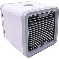 Mr. Fragile Ventilador De Refrigeración Mini Hogar Refrigeración Pequeña Humidificador De Aire Acondicionado USB Ventilador Portátil