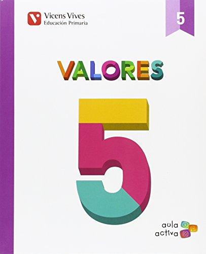 Valores 5 (aula activa) andalucia: 000001
