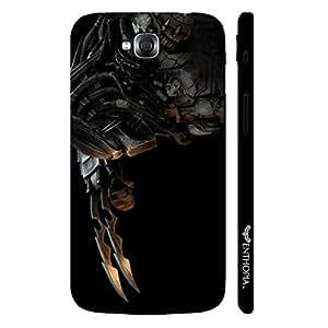 LG G Pro Lite Dual THE PREDATOR designer mobile hard shell case by Enthopia