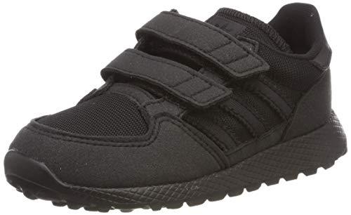 adidas Unisex Baby Forest Grove Cf I Sneaker, Schwarz Core Black 0, 24 EU
