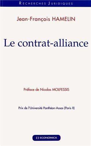 Contrat-Alliance (Le)