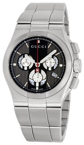 Orologio Gucci YA124301, orologio da polso uomo Titanium Watch