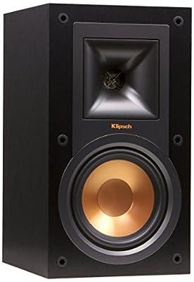 Klipsch R-15M - Coppia di Casse per monitor, Nero prezzo scontato su Polaris Audio Hi Fi
