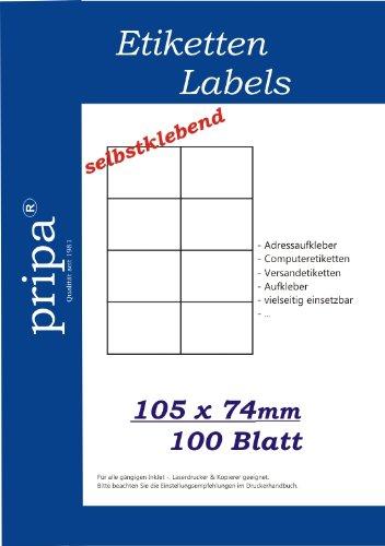 pripa-100-fogli-formato-a4-di-etichette-autoadesive-105-x-74-mm-ciascun-foglio-comprende-8-etichette