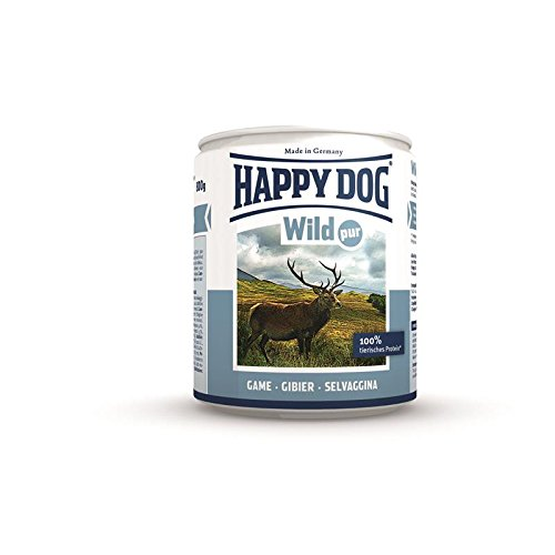 Happy Dog Wild Pur | 6 x 200g Nassfutter