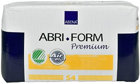 Abena Abri-Form Premium S 4 - (66 Stück): Amazon.de: Drogerie ...
