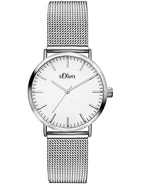 s.Oliver-Damen-Armbanduhr-SO-3270-MQ