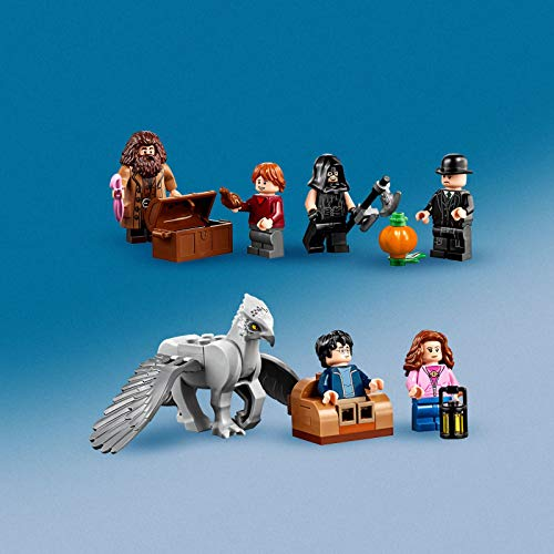 LEGO-75947-Harry-Potter-Hagrids-Hut-Buckbeaks-Rescue-Playset-with-Hippogriff-Figure-Gift-Idea-for-Wizarding-World-Fans-Multicolour