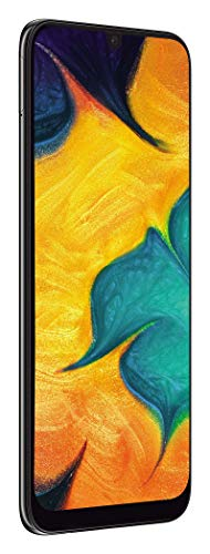 Samsung Galaxy A30 (Black, 4GB RAM, 64GB Storage) with Offer