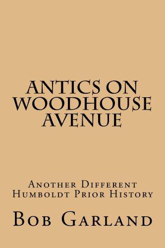 antics-on-woodhouse-avenue-english-edition