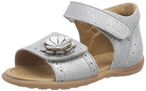 Bisgaard 70231116, Sandales Fille Argent (01 Silver)