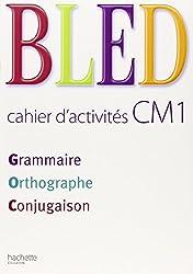 Cahier d'activités CM1