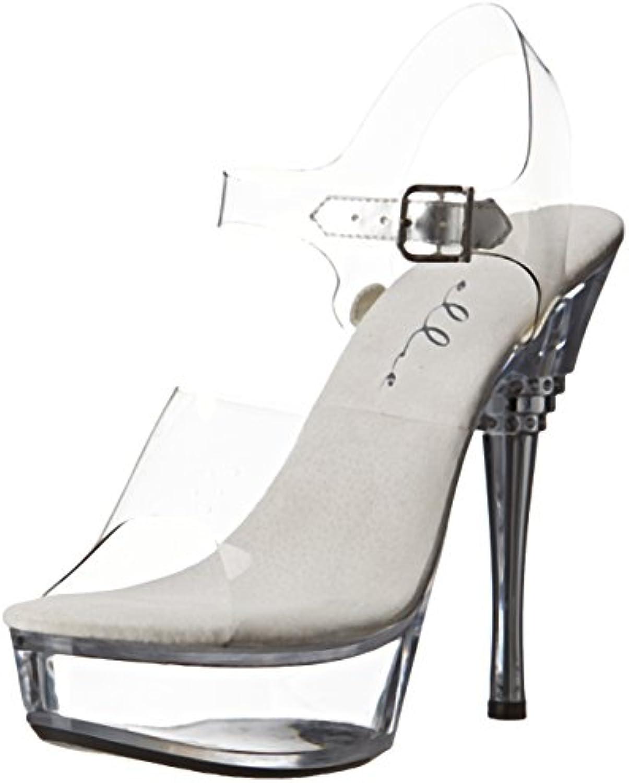678 Sandale Chaussures Yyfb76g Ellie Forme Brook Est Plate Femmes ARjL4c5q3