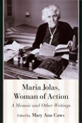 Maria Jolas, Woman of Action: A Memoir and Other Writings